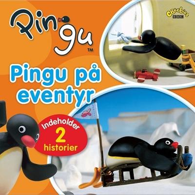 Pingu på Eventyr  9788792900708