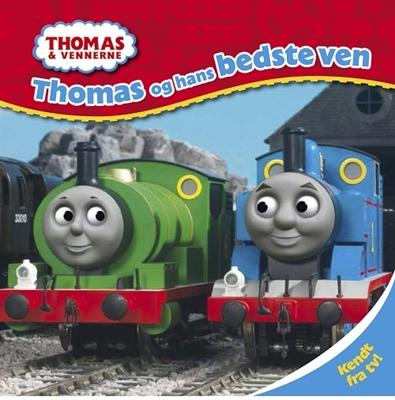 Thomas og hans bedste ven  9788792900449