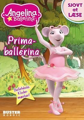 Angelina Ballerina Sjovt at læse - Primaballerina  9788792900807
