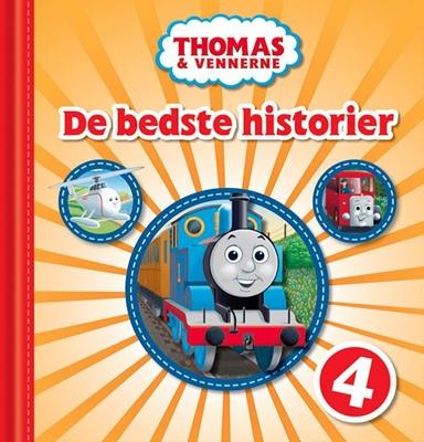 Thomas & vennerne: De bedste historier 4  9788792900487