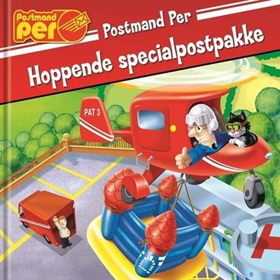 Postmand Per - Hoppende specialpostpakke  9788792900548