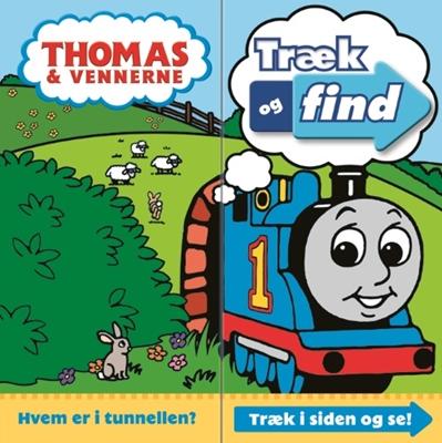 Thomas, træk og find W. Awdry 9788792900364