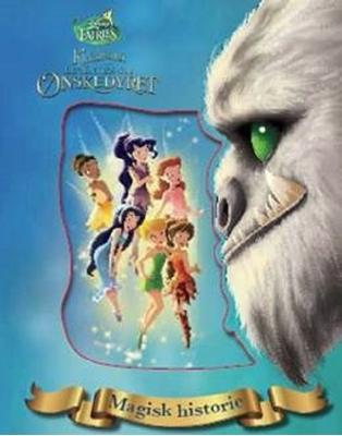Disney Magiske Historier - Ønskedyret  9788793268159