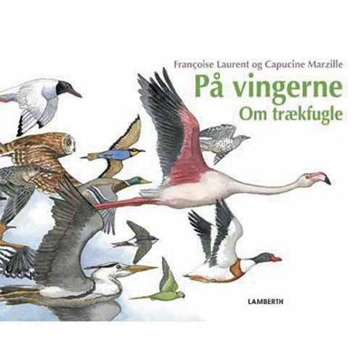 På vingerne Françoise Laurent 9788771613773