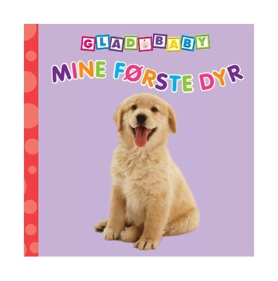 Glad Baby - Mine første dyr  9788792605955