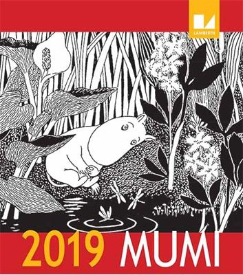 MUMI Kalender 2019  9788771614930