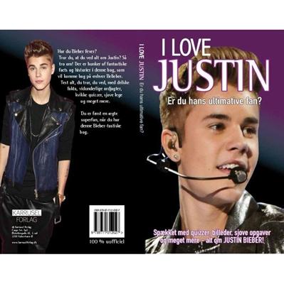 I love Justin Jo Strange 9788771312027