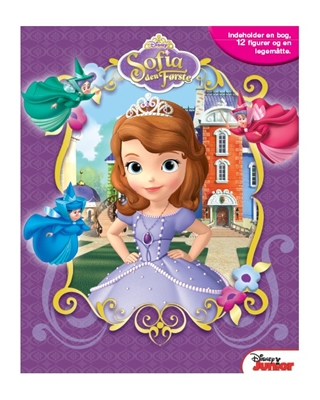 Disney Busy Book - Sofia  9788793065222
