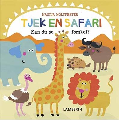 Tjek en safari Nastja Holtfreter 9788771614268