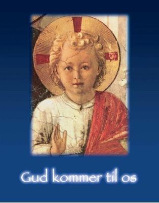 Gud kommer til os Ulrika Erlandsson 9788788297256
