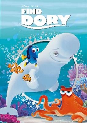 Disney Klassikere - Find Dory  9788793268494