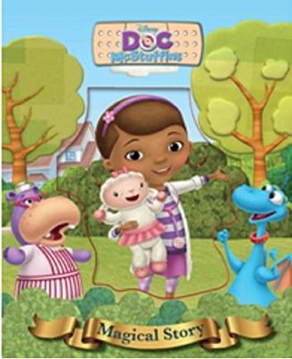 Disney Magiske Historier - Doc McStuffins  9788793268302