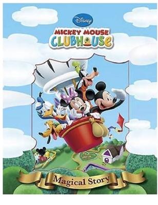 Disney Magiske Historier Mickeys Klubhus  9788793268319