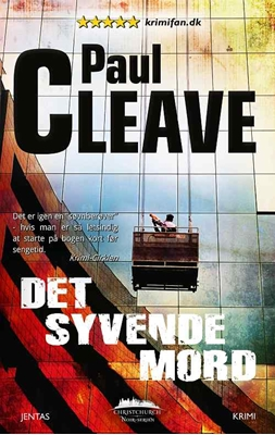 Det syvende mord Paul Cleave 9788776776428
