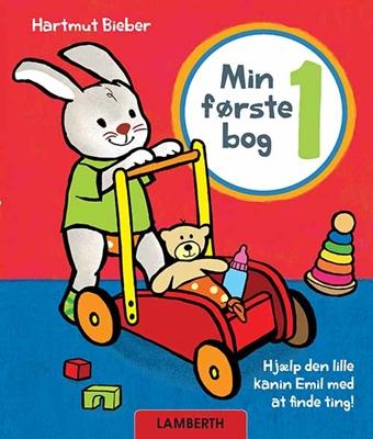 Min første bog Hartmut Bieber 9788778688293