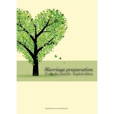 Marriage preparation Jacob Bang, p. Daniel Nørgaard m.fl., p. Allen Courteau, Kaare Nielsen, Clara Riis Ottosen-Støtt, Martin Riis Ottosen-Støtt 9788791338489