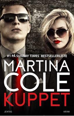Kuppet Martina Cole 9788776776305