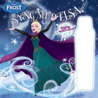 Disney Frost - Syng med Elsa Ukendt forfatter 9788793267336
