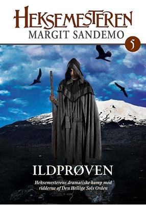 Heksemesteren 5 - Ildprøven Margit Sandemo 9788742600054