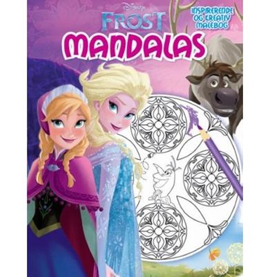Frost Mandalas  9788793267060