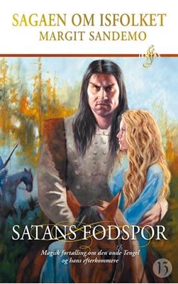 Isfolket 13 - Satans fodspor Margit Sandemo 9788776770648