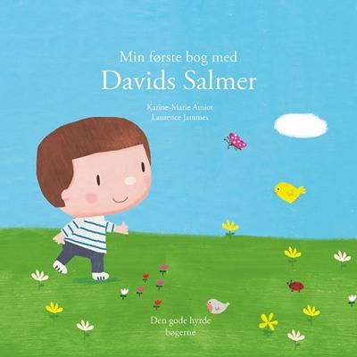 Min første bog med Davids Salmer Katrine-Marie Amiot, Laurence Jammes 9788791338694