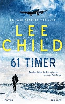 61 timer Lee Child 9788776777708