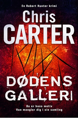 Dødens galleri Chris Carter 9788742600078