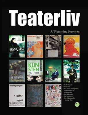 Teaterliv Flemming Sørensen 9788770703741