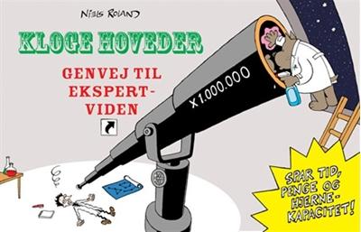 Kloge hoveder Niels Roland 9788770701457