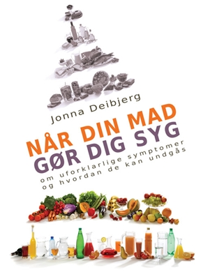 Når din mad gør dig syg Jonna Deibjerg 9788770702379