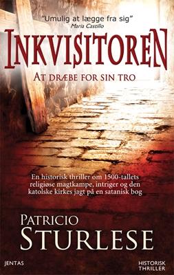 Inkvisitoren Patricio Sturlese 9788776771812