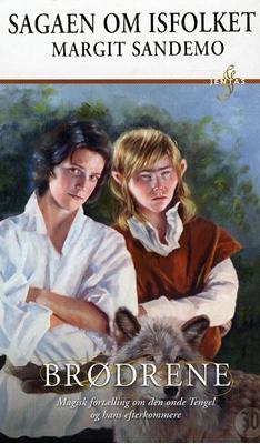 Isfolket 30 - Brødrene Margit Sandemo 9788776770839