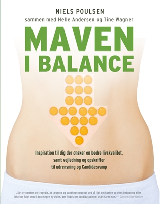 Maven i balance Niels Poulsen m.fl. 9788770703895