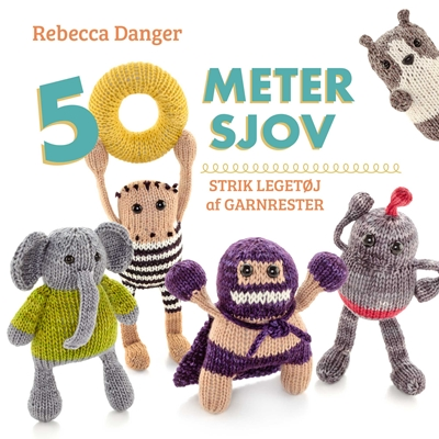 50 Meter Sjov Rebecca Danger 9788771715279