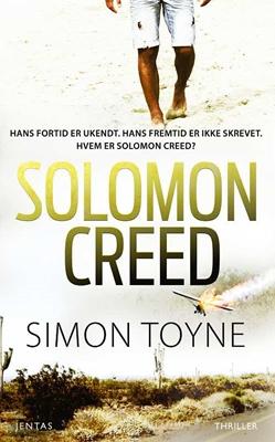 Solomon Creed Simon Toyne 9788776774844