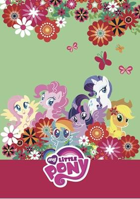 My Little Pony - Creative colouring GRØN  5712938000841