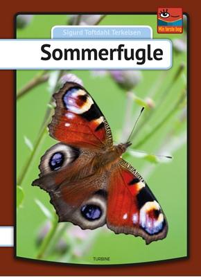 Sommerfugle Sigurd Toftdahl Terkelsen 9788740618068