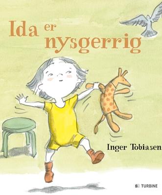 Ida er nysgerrig Inger Tobiasen 9788740610079