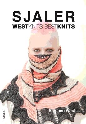 Sjaler - Westknits bestknits Stephen West 9788740618259