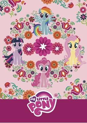 My Little Pony - Creative colouring LYSERØD  5712938000636