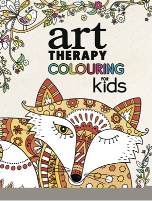 Art Therapy Colouring for Kids (softcover)  9788793271432