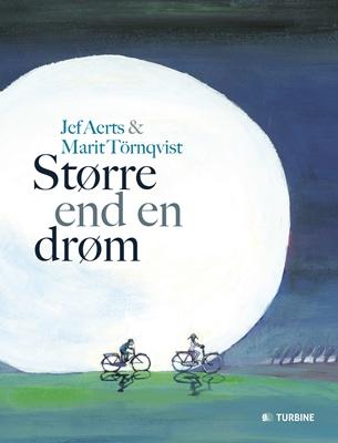 Større end en drøm Jef Aerts 9788740601527