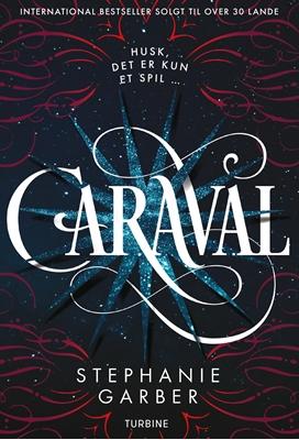 Caraval Stephanie Garber 9788740618297
