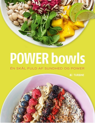 Power Bowls Kate Turner 9788740616873