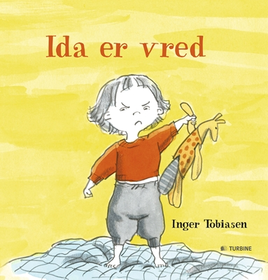 Ida er vred Inger Tobiasen 9788740608854