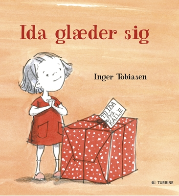 Ida glæder sig Inger Tobiasen 9788740608861