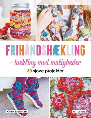 Frihåndshækling Carol Meldrum 9788740612004