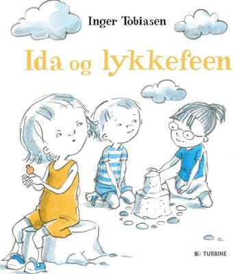 Ida og lykkefeen Inger Tobiasen 9788740617337