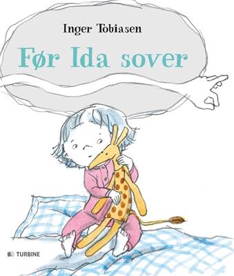 Før Ida sover Inger Tobiasen 9788740617320